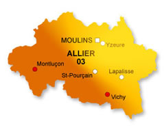 diagnostic immobilier Moulins 03 Allier
