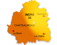 diagnostic immobilier Chateauroux 36 Indre