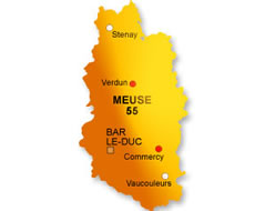 diagnostic immobilier Bar-le-duc 55 Meuse