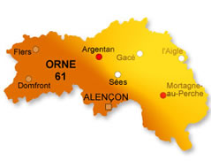 diagnostic immobilier Alençon 61 Orne